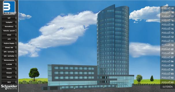 Komplexní dodávky automatizace budov