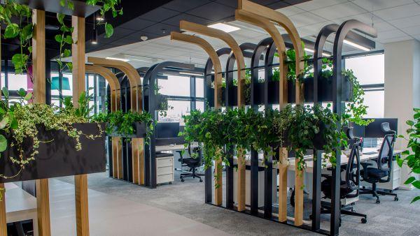 Interiérová zeleň od společnosti Green4Life s.r.o.