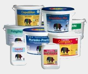 Prodej barev a nátěrů, stavebního materiálu