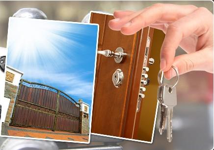 Zámečnictví Praha, výroba brány, ploty, otevírání mechanických zámků, nouzové otevírání dveří