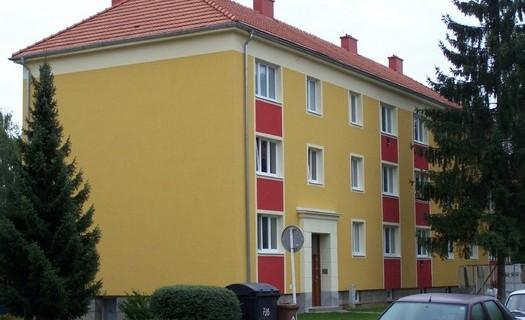 Revitalizace bytových domů i průmyslových staveb Uherské Hradiště