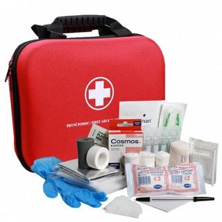 Na eshopu zakoupíte kompletní vybavené domácí lékárničky či samostatné vybavení pro doplnění