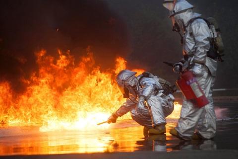 Prodej profi hasící techniky a zařízení pro hasiče a poskytnutí služeb požární ochrany