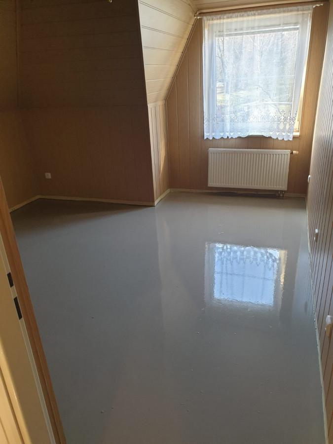 Nivelace podlah a pokladka podlahových krytin