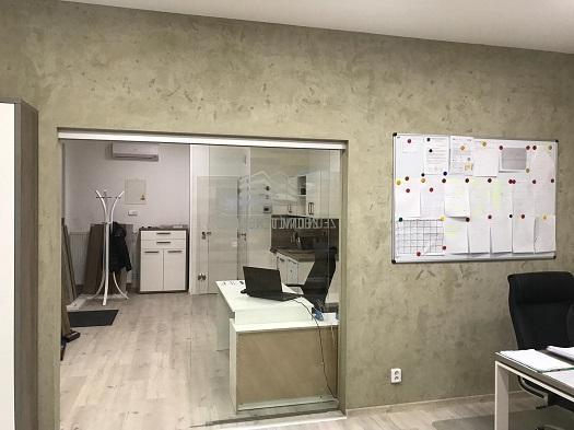 Betonové stěrky pro různé místnosti, Kuřim