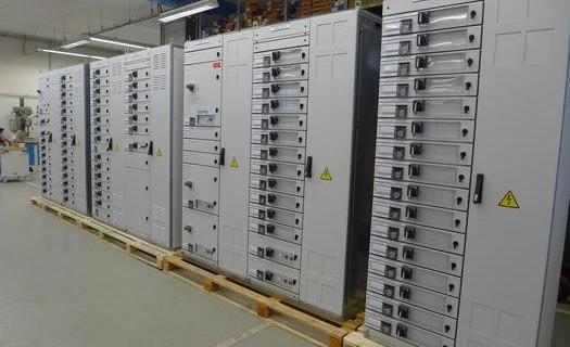 Výroba a projektování elektrických rozvaděčů Kroměříž, výroba modulárních, technologických ozvaděčů