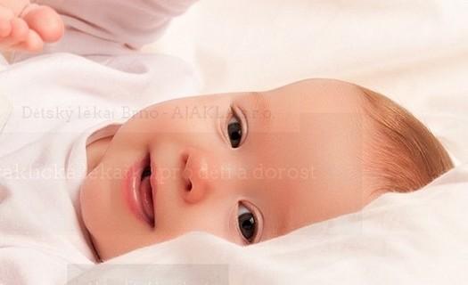 Dětský lékař, gastroenterologická poradna Brno, prevence, očkování, výživa dítěte, CRP testy