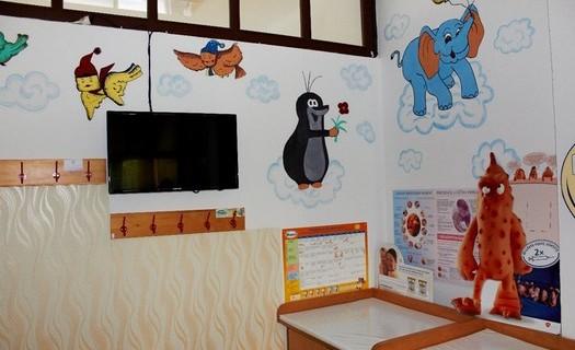 Pediatrická ordinace pro děti, dorost Týn nad Vltavou, nastřelujeme náušnice, příjem nových pacientů