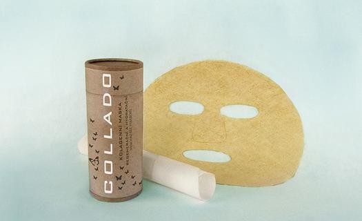Kolagenová hydratační a regenerační maska Brno