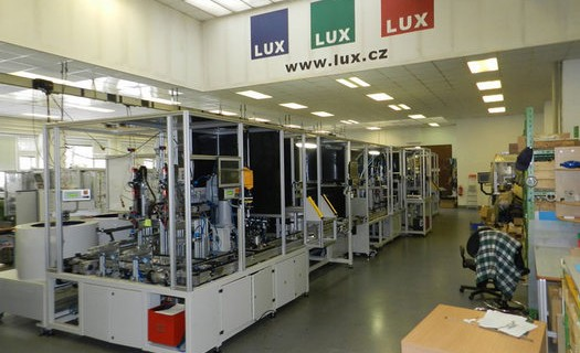 Konstrukce a výroba jednoúčelových strojů pro automatizaci Jablonné nad Orlicí, robotizace, linky