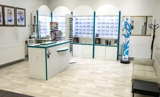 Prodej dioptrických brýlí, měření zraku, opravy brýlí Ostrava