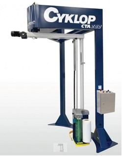 Balící stroj určený k ovinování palet a ovíječe pro balení průtažnou folii – prodej