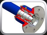 Nebrzděné nápravy ADR - kruhový, čtvercový, tubular profil nosníků
