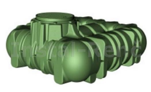 Akumulační nádrže na dešťovou vodu bez obetonování Nymburk, zahradní, speciální, šachtové