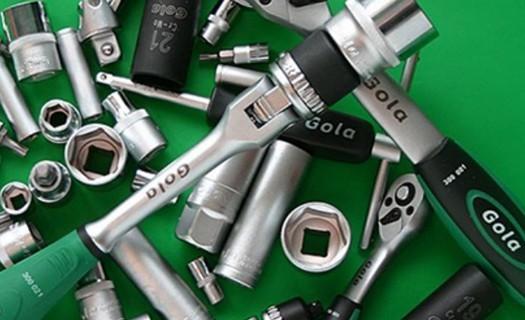 Profesionální ruční nářadí Kolín, prodej nářadí značky GOLA, sady nástrčných hlavic, sady bitů