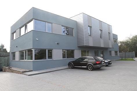 SEHNAL STAVBY s.r.o., stavba komerční, průmyslových a kancelářských objektů
