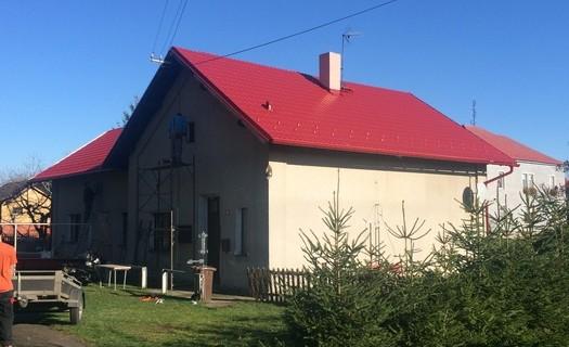Realizace a rekonstrukce střech Praha