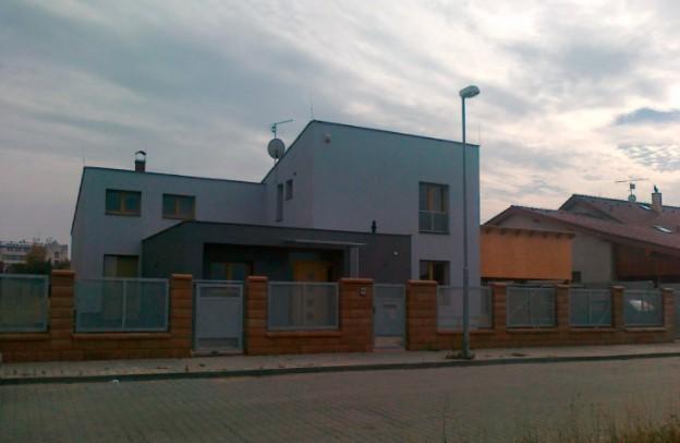 Stavební firma, výstavba nových budov na klíč