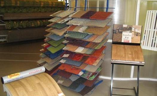 Prodejna podlah Rychnov nad Kněžnou, vinylové, korkové, PVC, laminátové podlahy, koberce