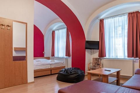 Léčebný pobyt ve 3* hotelovém pokoji Jeseníky, Karlova Studánka