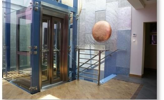 Osobní výtahy, dodávky Brno