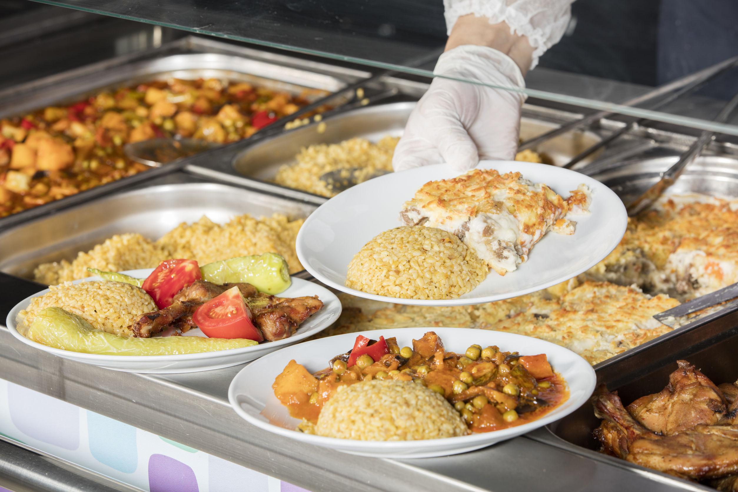 Veřejné stravování, kvalitní potraviny