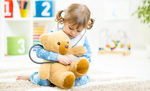 Ordinace praktické lékařky pro děti a dorost v Prachaticích