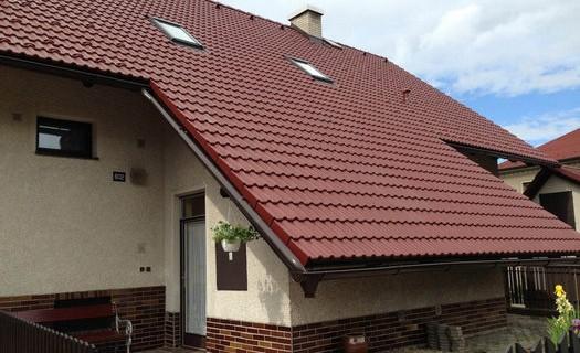 Kompletní dodávky střech Červený Kostelec, hromosvody, pálená, betonová, plechová střecha