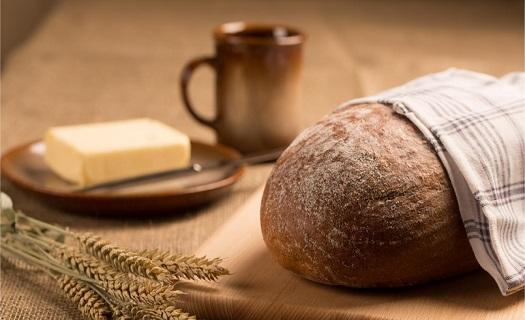 Žitný chléb z přírodního žitného kvasu Brno, Brno-venkov