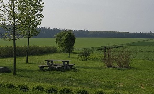 Obec Olbramice, příroda v okolí