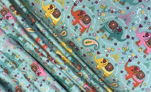 Velkoobchodní prodej bavlněné úplety - dětské, sportovní, teplákoviny, tričkovina