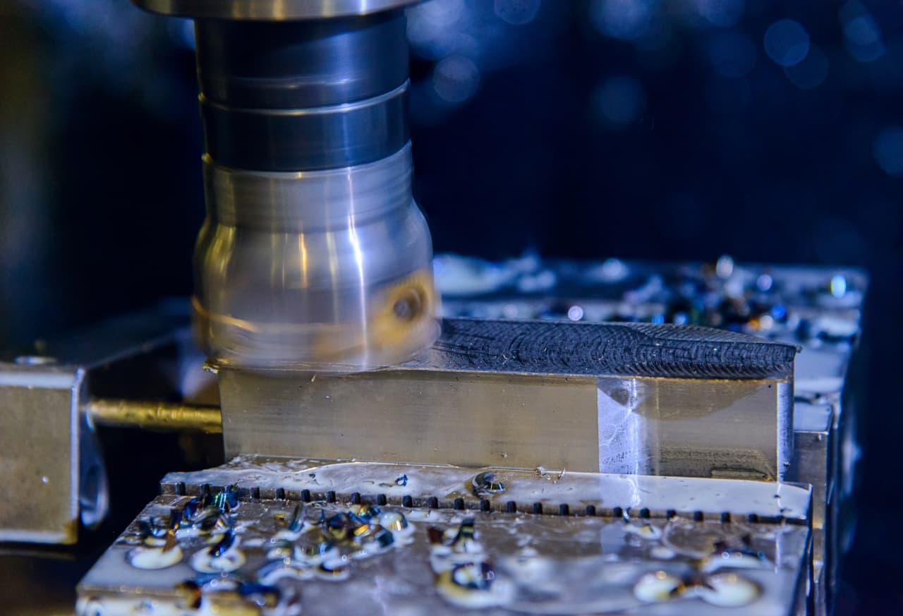 Strojírenské díly pro průmyslová odvětví