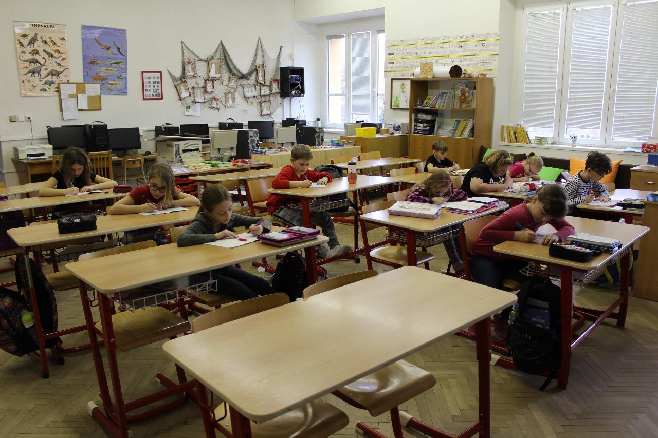 Malotřídní základní škola s rodinou atmosférou