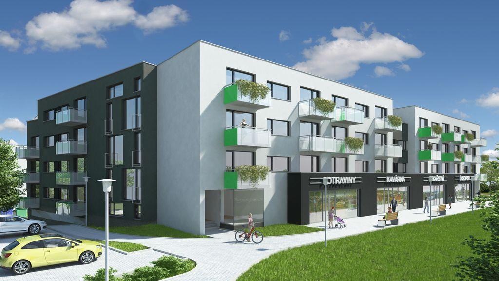 Nové byty v plzni