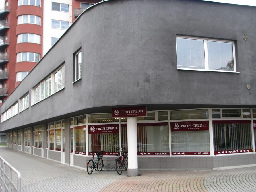 Rychlé půjčky Pardubice, půjčky on-line Profi Credit