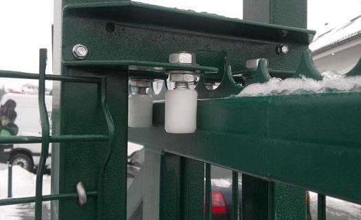 Elektrické pohony pro posuvné brány Znojmo, Třebíč