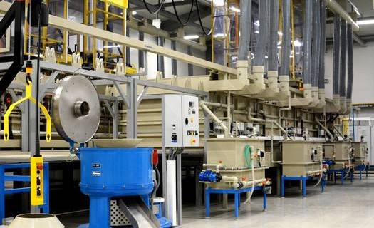 Protikorozní povrchové úpravy kovových výrobků Příbram, galvanické zinkování dle norem