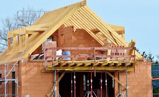 stavební činnost, rekonstrukce