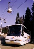 Autobusová doprava lyžařské zájezdy