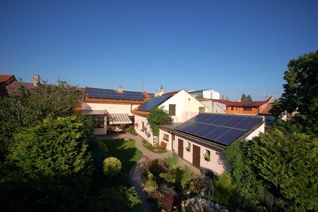 Fotovoltaická elektrárna na klíč Zlínský kraj