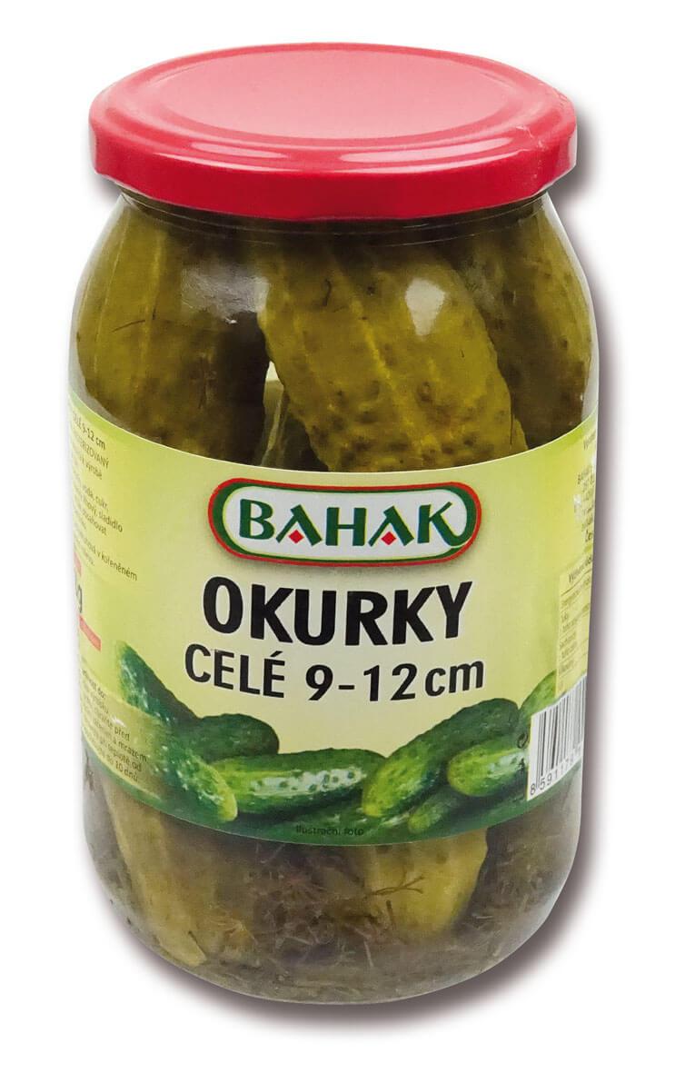 Český výrobce sterilizované zeleniny, směsí a salátu