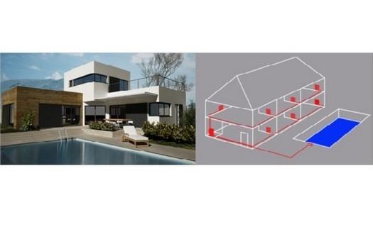 Prodej elektrodového indukčního kotle Galan Brno, kotel vhodný pro rodinné domy, elektrické topení