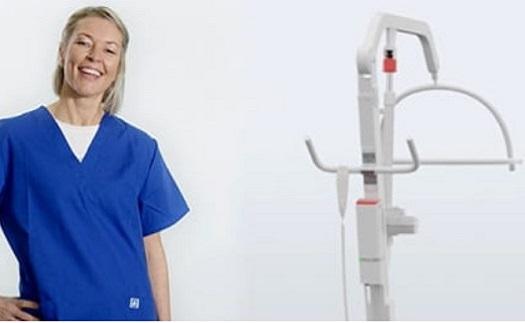 Novinka v oblasti zdvihákov pacientov - systémy LINAK LIFT ™ s vyššou výkonnosťou