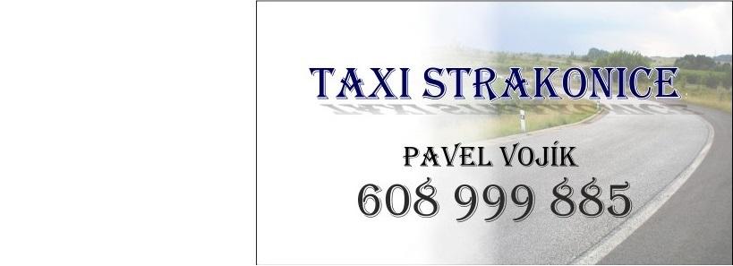 Taxi Strakonice, osobní přeprava i stěhování
