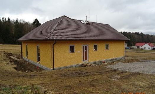 Montované stavby na klíč Prachatice
