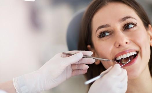 Stomatologie Tábor, zubní ordinace, vyšetření, prohlídky, podrobné vyšetření zubů, zubní výplně