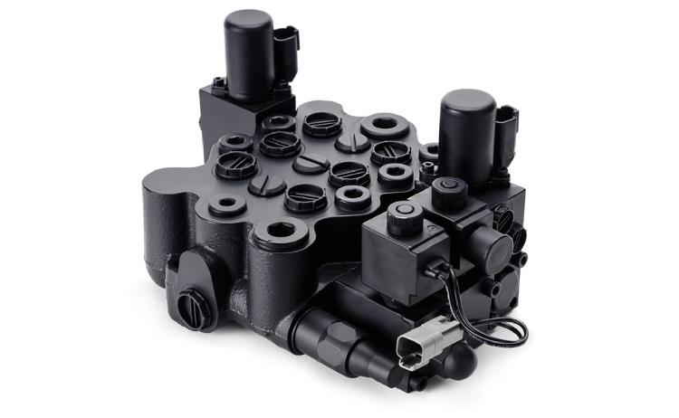 Kvalitní hydraulické válce, ozubená čerpadla, pohony či ventily značky Pedro Roquet
