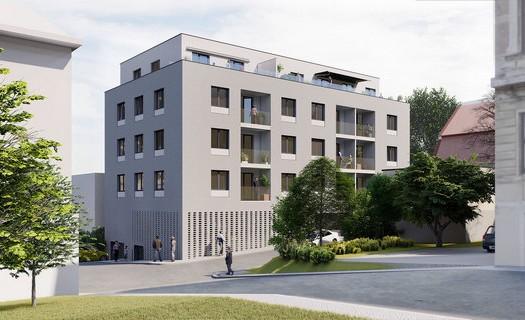Bydlení na Kopečku v Liberci, exkluzivní byty za rozumnou cenu, komfortní bydlení na jižní stranu