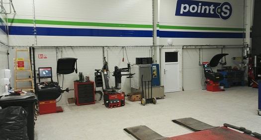 Prodej a přezouvání pneumatik pro osobní a nákladní automobily