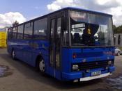 Autobusová vnitrostátní doprava, mezinárodní autobusová přeprava.